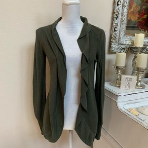 A New Day Open Front Cardigan Size M